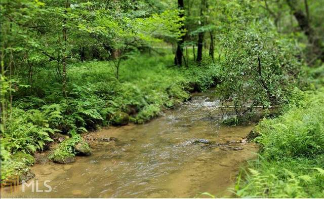 0 Old Parker Ter 9+ Acres, Ellijay, GA 30540 (MLS #8816094) :: Buffington Real Estate Group