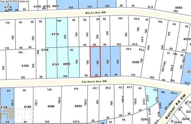 0 Fairburn Ave #42, Atlanta, GA 30331 (MLS #8816213) :: AF Realty Group
