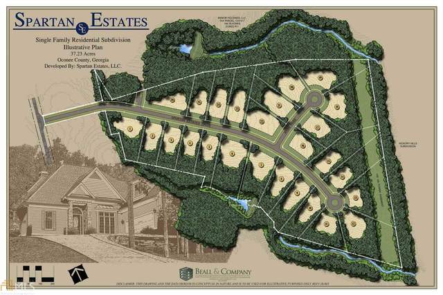 3114 Spartan Estates Dr #11, Athens, GA 30606 (MLS #8816229) :: Team Reign