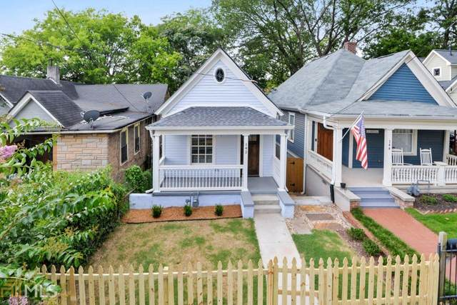 142 Howell St, Atlanta, GA 30312 (MLS #8816257) :: Buffington Real Estate Group