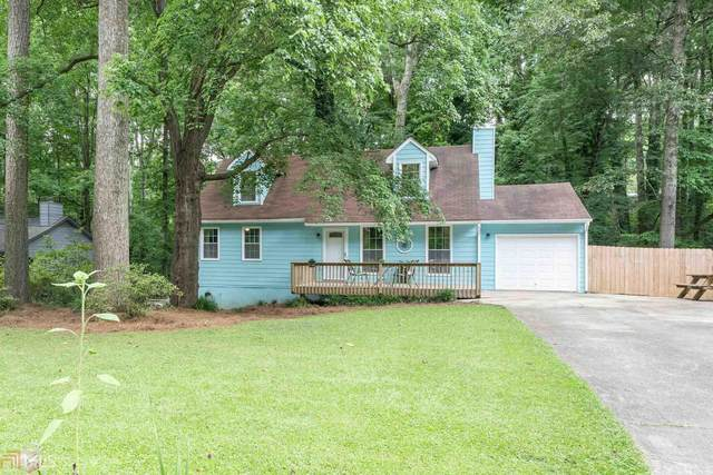 511 Valley Crk, Mableton, GA 30126 (MLS #8816347) :: Military Realty