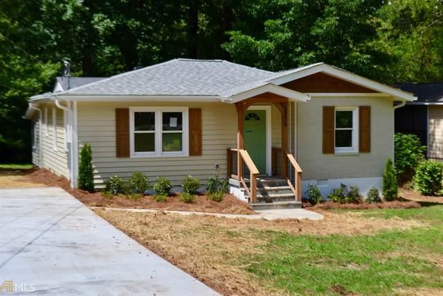 2976 Lowrance, Decatur, GA 30033 (MLS #8816395) :: The Realty Queen & Team