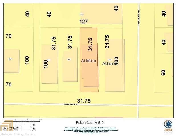 805 North Ave, Atlanta, GA 30318 (MLS #8816447) :: Rettro Group