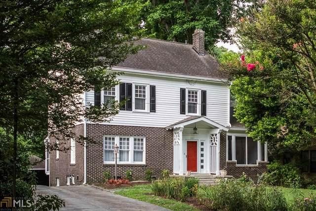 1131 Briarcliff Place Ne, Atlanta, GA 30306 (MLS #8816509) :: RE/MAX Eagle Creek Realty