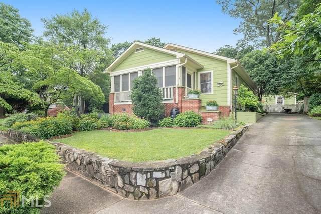 856 Woodland Ave, Atlanta, GA 30316 (MLS #8816609) :: Buffington Real Estate Group