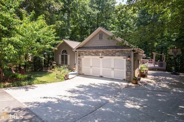210 Hickory Hills Dr, Dawsonville, GA 30534 (MLS #8816611) :: Royal T Realty, Inc.