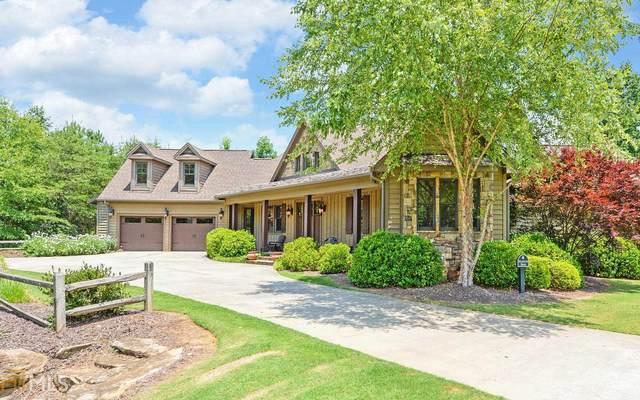 595 Edgewater Trl, Toccoa, GA 30577 (MLS #8816622) :: Bonds Realty Group Keller Williams Realty - Atlanta Partners