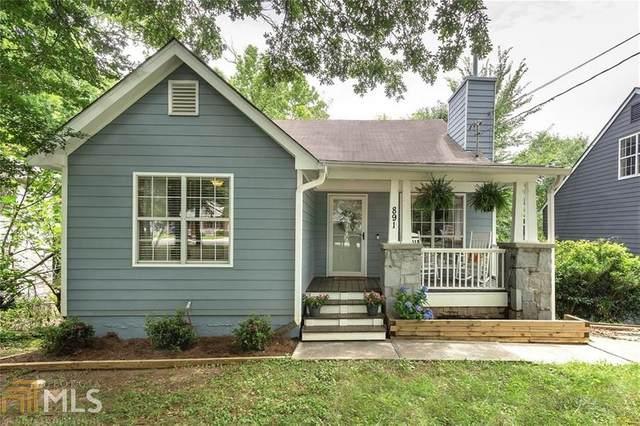 891 United Ave, Atlanta, GA 30316 (MLS #8816632) :: Buffington Real Estate Group