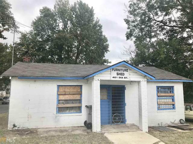 401 Dix St, Lagrange, GA 30240 (MLS #8816634) :: The Heyl Group at Keller Williams