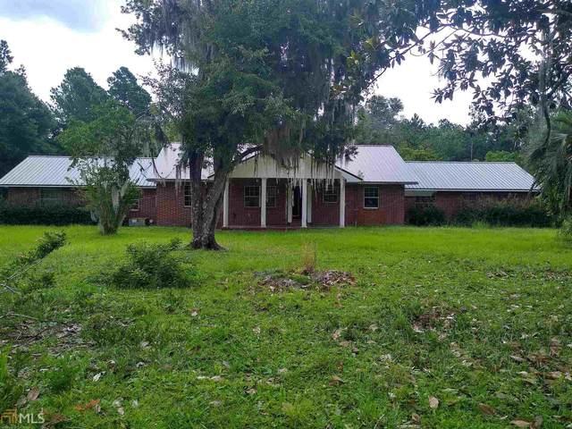 11441 Burnt Fort Rd, White Oak, GA 31568 (MLS #8816691) :: Military Realty