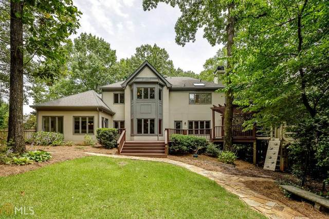 100 Spindale Ct, Sandy Springs, GA 30350 (MLS #8816701) :: Buffington Real Estate Group