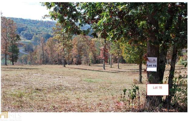 0 Jack Groves Ln Lt16, Hayesville, NC 28904 (MLS #8817141) :: Buffington Real Estate Group