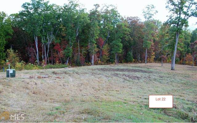 0 Jack Groves Ln Lt22, Hayesville, NC 28904 (MLS #8817154) :: Buffington Real Estate Group