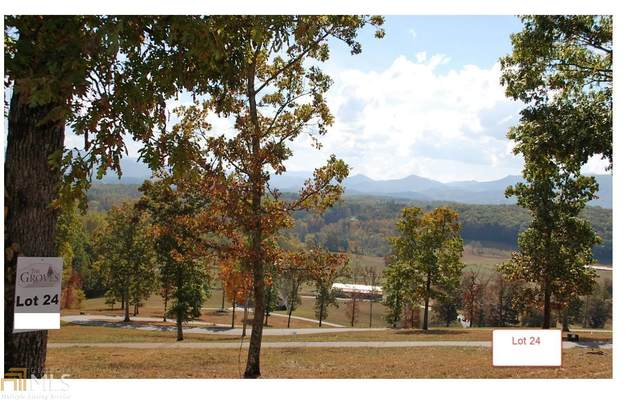 0 Jack Groves Ln Lt24, Hayesville, NC 28904 (MLS #8817164) :: Buffington Real Estate Group