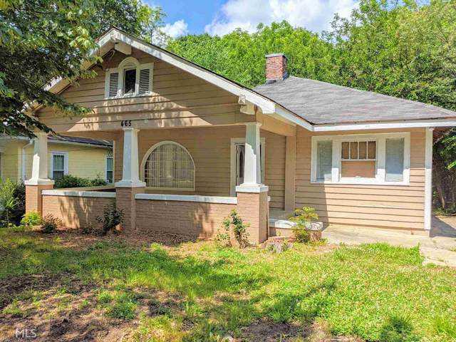 465 Hemlock Cir, Atlanta, GA 30316 (MLS #8817177) :: Buffington Real Estate Group