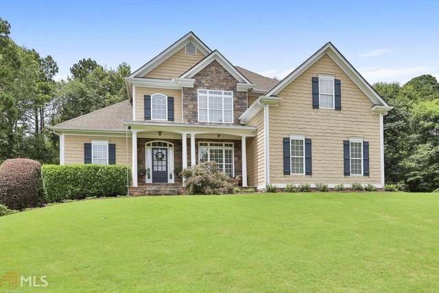 100 Compton Dr, Fayetteville, GA 30215 (MLS #8817179) :: Military Realty