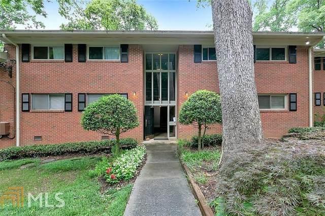 1111 Clairemont Ave G2, Decatur, GA 30030 (MLS #8817193) :: HergGroup Atlanta