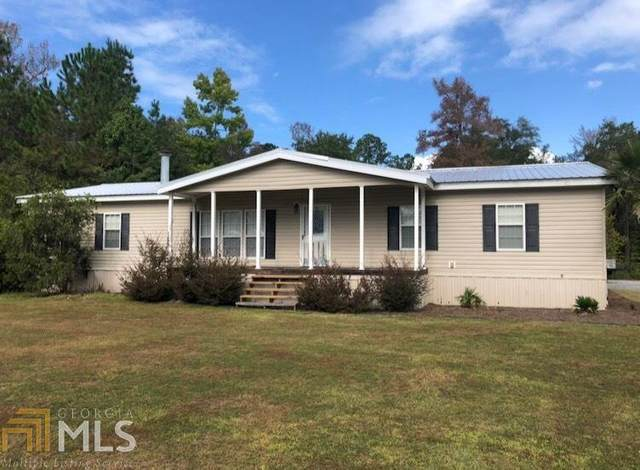 1301 Floyd Dr, Townsend, GA 31331 (MLS #8817206) :: Buffington Real Estate Group