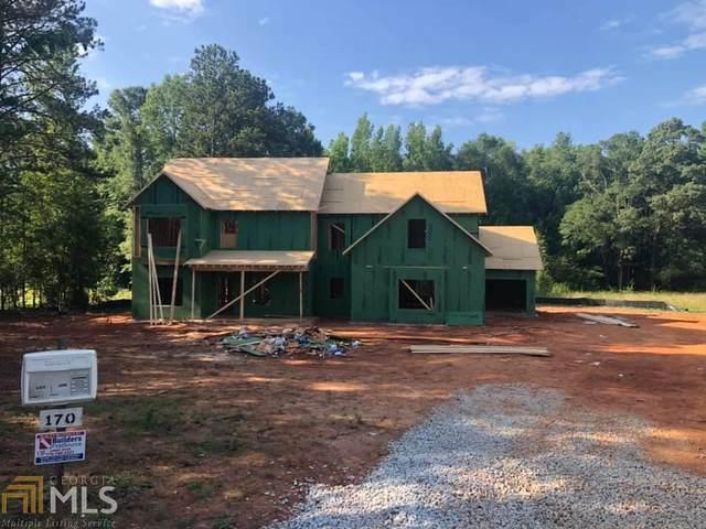 170 West Knight Road #3, Mcdonough, GA 30252 (MLS #8817247) :: Tommy Allen Real Estate