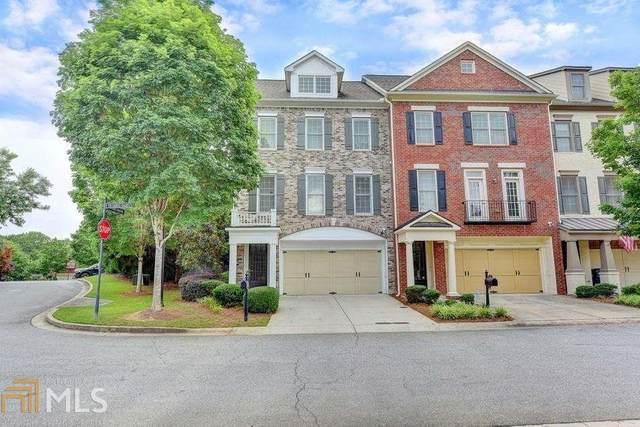 6225 Trumbul Oaks Ct #13, Mableton, GA 30126 (MLS #8817292) :: Buffington Real Estate Group