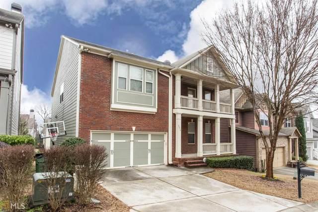 2076 NW Garrison Way, Atlanta, GA 30318 (MLS #8817453) :: Buffington Real Estate Group