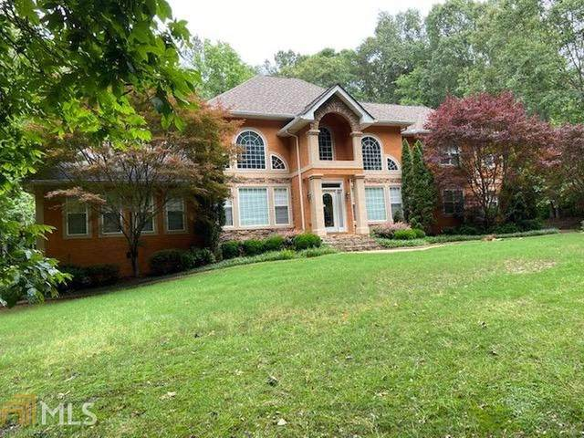 100 Alexandria Ct #9, Fayetteville, GA 30214 (MLS #8817470) :: Michelle Humes Group