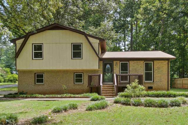 240 Wellington Dr, Mcdonough, GA 30252 (MLS #8817482) :: Tommy Allen Real Estate