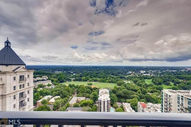 195 14th Street Ne Ph305, Atlanta, GA 30309 (MLS #8817490) :: Buffington Real Estate Group