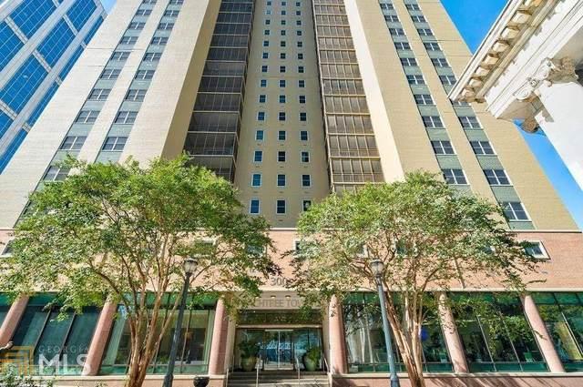 300 Peachtree St 22E, Atlanta, GA 30308 (MLS #8817491) :: Buffington Real Estate Group