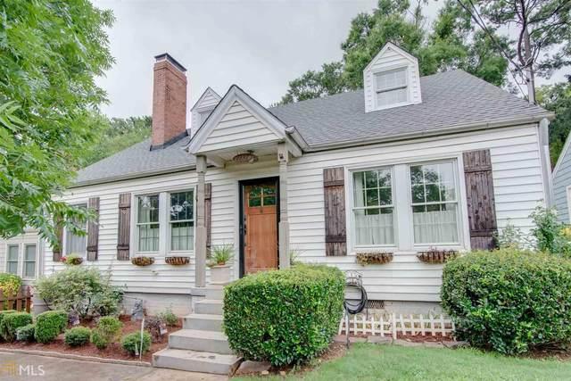 1297 Winburn Drive, East Point, GA 30344 (MLS #8817493) :: Buffington Real Estate Group