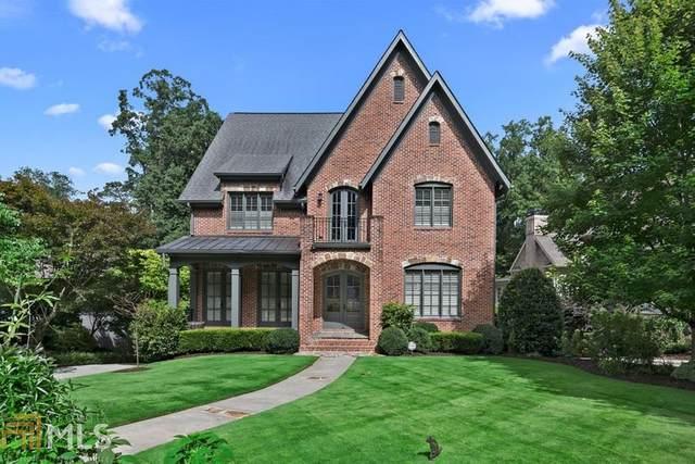 2668 Ellwood Drive, Atlanta, GA 30305 (MLS #8817570) :: RE/MAX Eagle Creek Realty