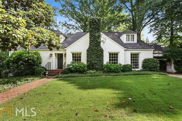 345 Whitmore Dr, Atlanta, GA 30305 (MLS #8817589) :: The Heyl Group at Keller Williams