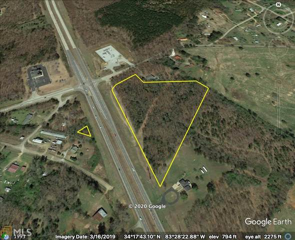 0 Webbs Creek Rd, Commerce, GA 30529 (MLS #8817697) :: The Durham Team