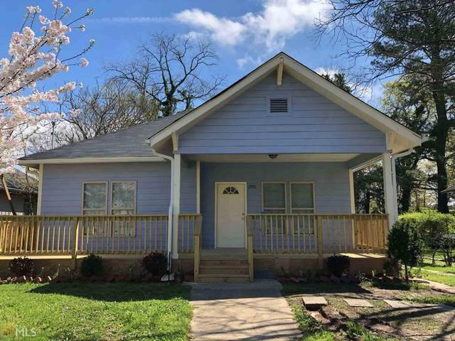 2976 Church St, East Point, GA 30344 (MLS #8817763) :: Crown Realty Group