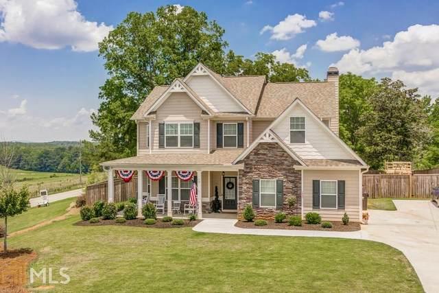 19 Holland Grove Dr, Dallas, GA 30132 (MLS #8817811) :: Buffington Real Estate Group