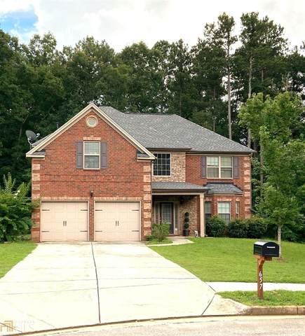 657 Warwick Drive, Mcdonough, GA 30253 (MLS #8818180) :: The Heyl Group at Keller Williams