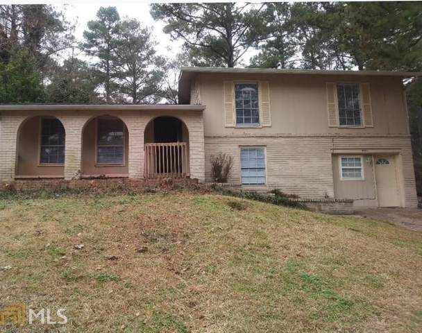 8821 Dorsey Rd, Riverdale, GA 30274 (MLS #8818260) :: Rettro Group