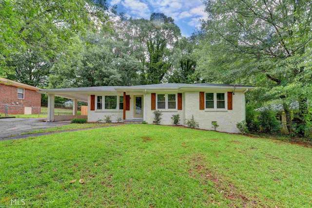 2623 Miriam Ln, Decatur, GA 30032 (MLS #8818286) :: Rettro Group