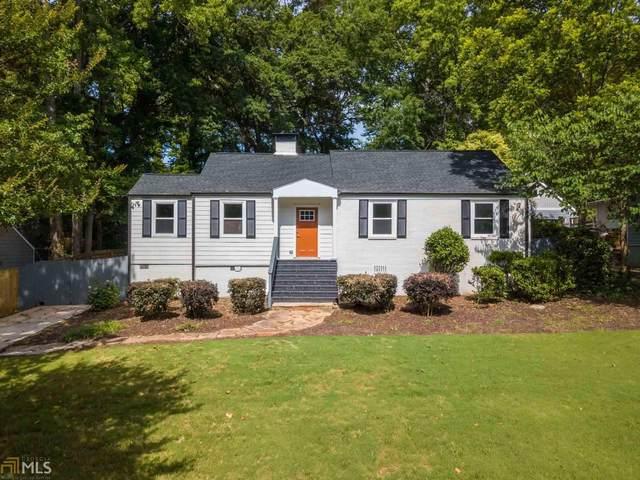 1231 Thomas Rd, Decatur, GA 30030 (MLS #8818287) :: Maximum One Greater Atlanta Realtors
