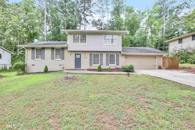 3420 Towanda Dr, Atlanta, GA 30349 (MLS #8818296) :: RE/MAX Eagle Creek Realty