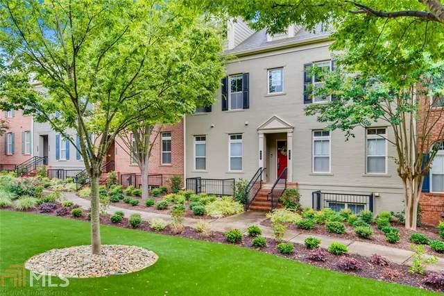 815 Perennial Dr, Sandy Springs, GA 30328 (MLS #8818418) :: Scott Fine Homes at Keller Williams First Atlanta