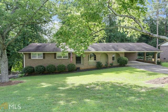 2891 Old Carriage Dr, Marietta, GA 30060 (MLS #8818458) :: Military Realty