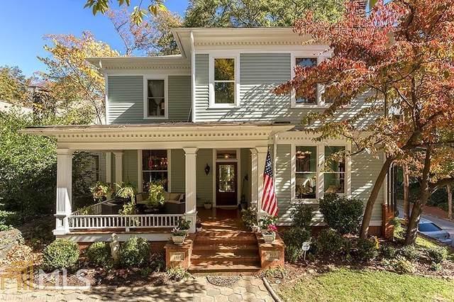917 Piedmont Avenue, Atlanta, GA 30309 (MLS #8818480) :: Buffington Real Estate Group