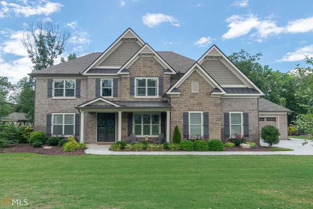 3112 Highland Park Way, Statham, GA 30666 (MLS #8818544) :: The Heyl Group at Keller Williams