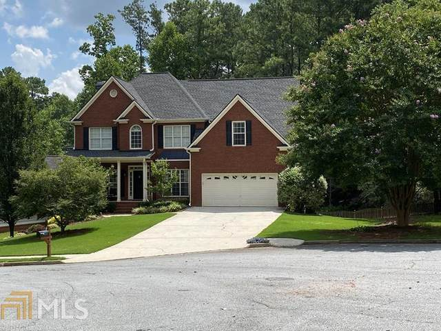 3317 Hackmatack Drive Nw, Kennesaw, GA 30152 (MLS #8818622) :: Military Realty