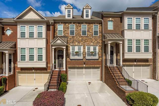 5044 Ridgemont Walk #20, Atlanta, GA 30339 (MLS #8818642) :: Rettro Group