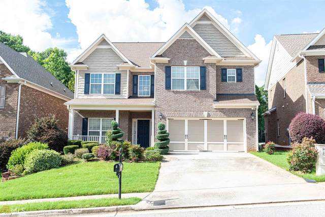 848 Pine Cove Dr, Lilburn, GA 30047 (MLS #8818643) :: Military Realty