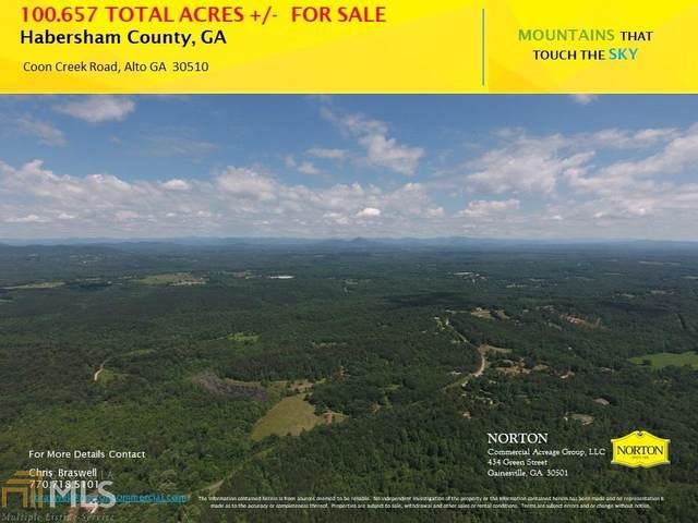 0 Coon Creek Rd, Alto, GA 30510 (MLS #8818665) :: RE/MAX Eagle Creek Realty