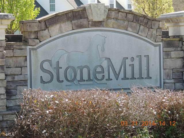 Lot 8 Stonemill Walk, Griffin, GA 30224 (MLS #8818736) :: Team Cozart