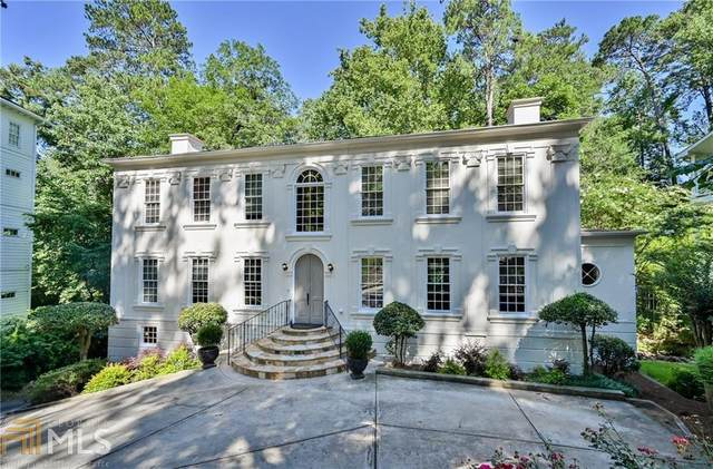 2690 Dellwood Dr, Atlanta, GA 30305 (MLS #8818764) :: The Heyl Group at Keller Williams